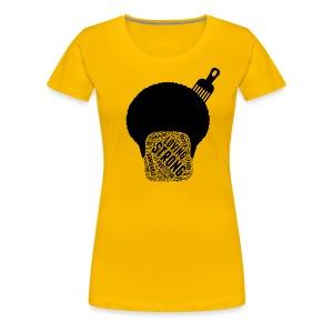 I Am Afro - Women's Premium T-Shirt