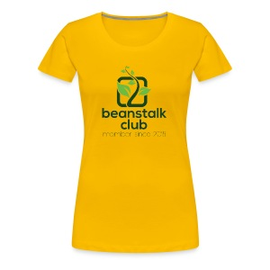 Beanstalk Club - Women's Premium T-Shirt