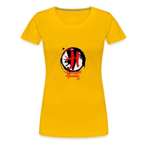 logo samples v5 - Women's Premium T-Shirt