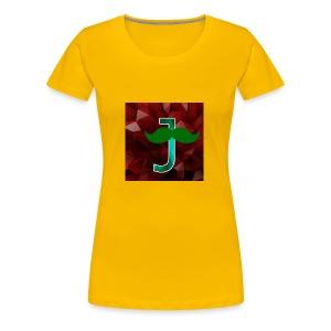 JacePlayzTime - Women's Premium T-Shirt