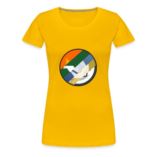 CryptoClicker - Women's Premium T-Shirt