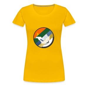 CryptoClicker - Women's Premium T-Shirt