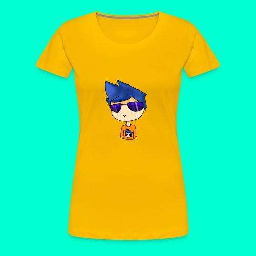 Cartoonish Avatar! - Women's Premium T-Shirt