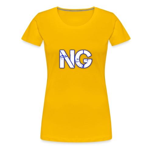 cooltext221976116542463 - Women's Premium T-Shirt