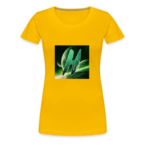 Hoax Logo - Women's Premium T-Shirt
