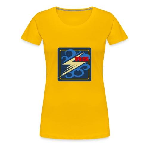 Rimps Logo Flash - Women's Premium T-Shirt