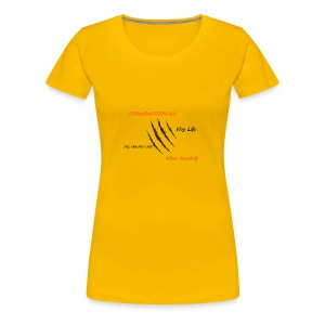 EthanBarteeVlogs - Women's Premium T-Shirt
