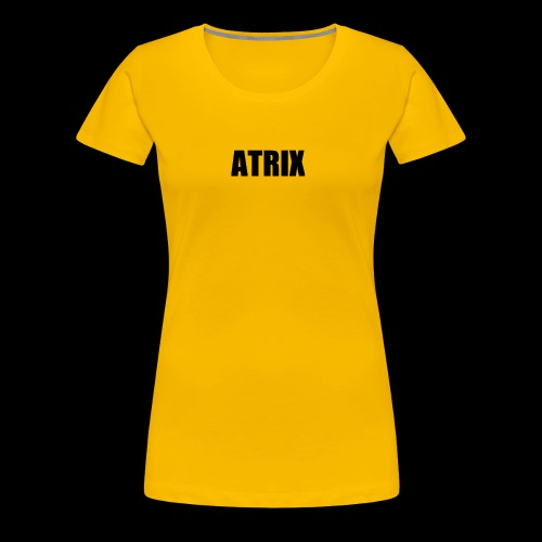 Atrix merch - Women's Premium T-Shirt