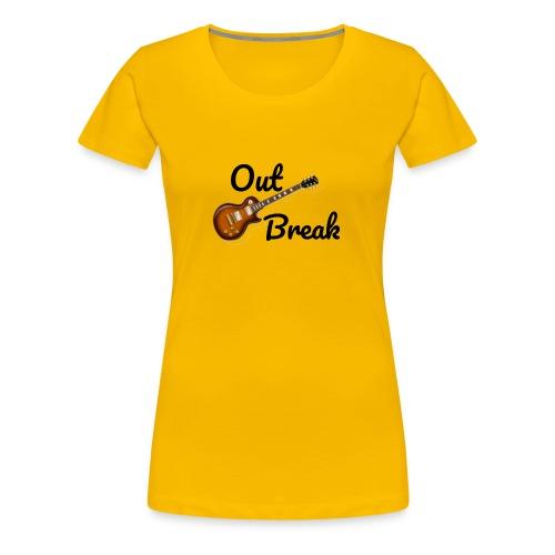 OutBreak - Women's Premium T-Shirt