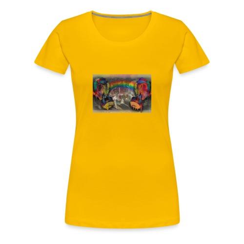 Destroyer is the Savior - Women's Premium T-Shirt