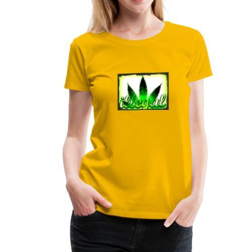 illegal - Women's Premium T-Shirt
