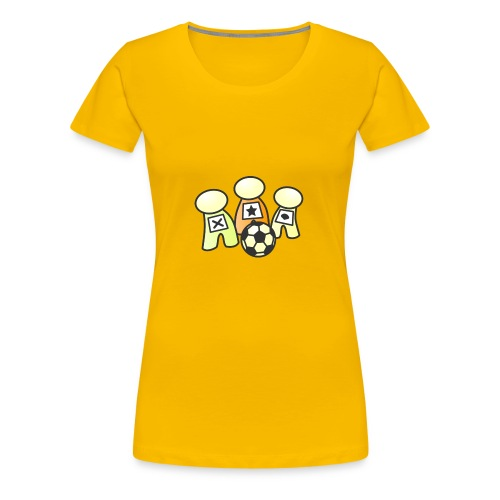 Logo without text - Women's Premium T-Shirt