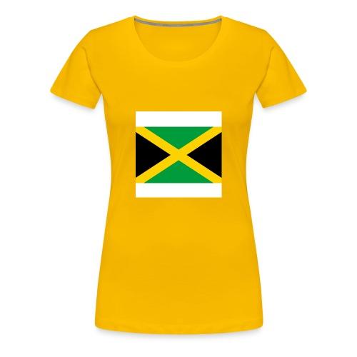 Jamaican Sunshine - Women's Premium T-Shirt