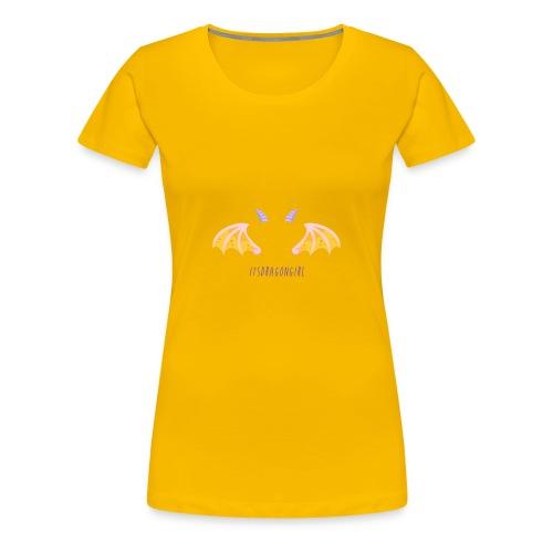 Twitch Logfo - Women's Premium T-Shirt