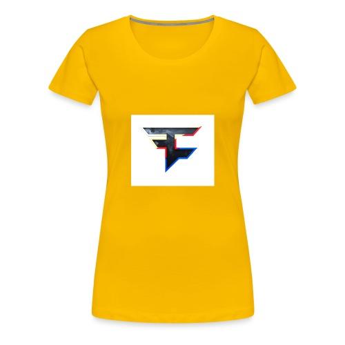 Faze T-shirt - Women's Premium T-Shirt