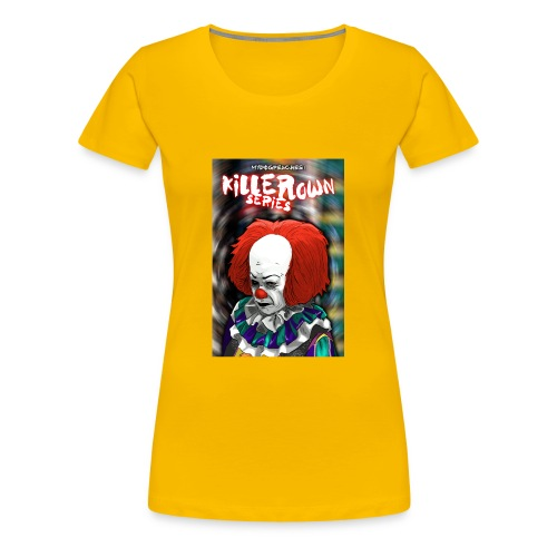 clown series - Women's Premium T-Shirt