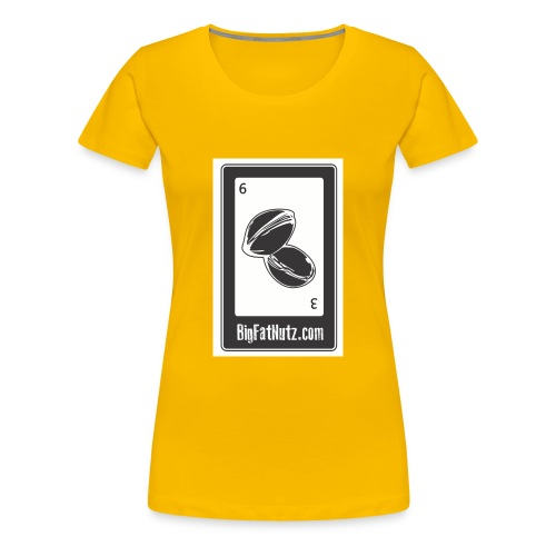 Big Fat Nutz - Women's Premium T-Shirt