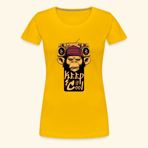 keep it cool - Women's Premium T-Shirt