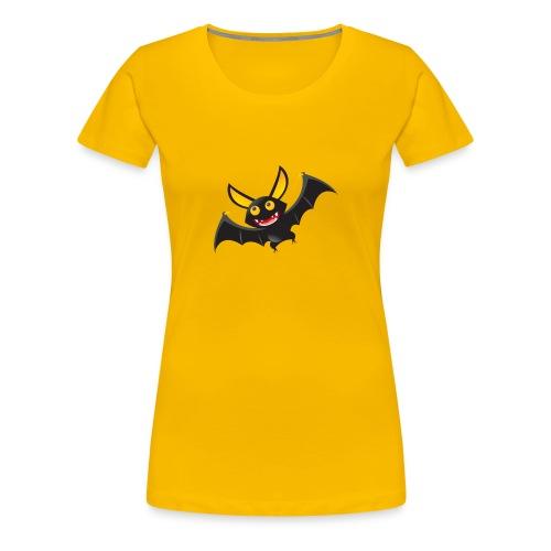 bathelloween - Women's Premium T-Shirt