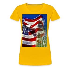 Some gave all - Women's Premium T-Shirt