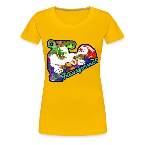osho transformer - Women's Premium T-Shirt