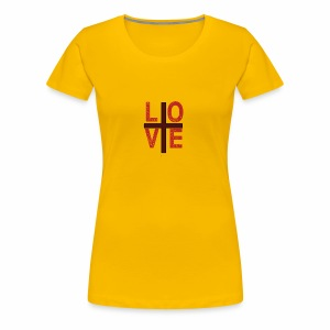 love copy - Women's Premium T-Shirt
