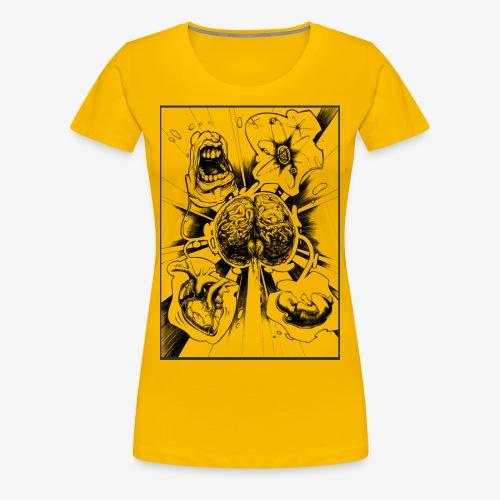 Projection - Women's Premium T-Shirt