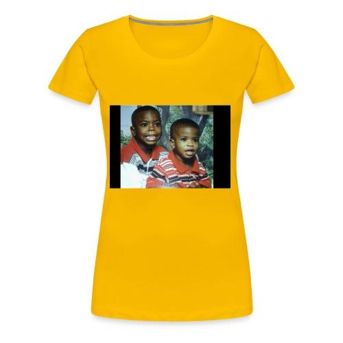 They Baby Photo - Women's Premium T-Shirt