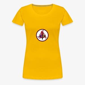 Logo of company - Women's Premium T-Shirt