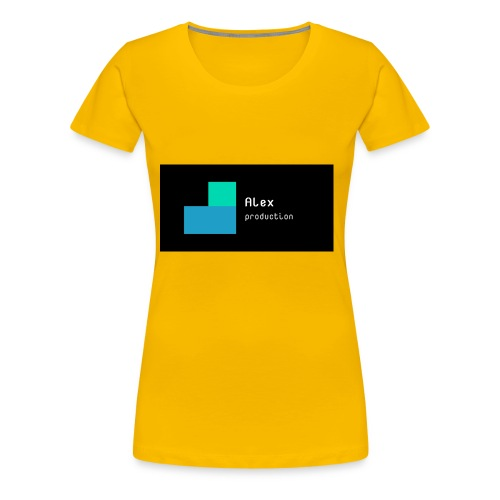 Alex production - Women's Premium T-Shirt