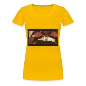 SecretMillionaires - Women's Premium T-Shirt