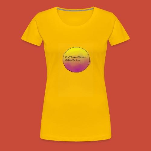 Color - Women's Premium T-Shirt