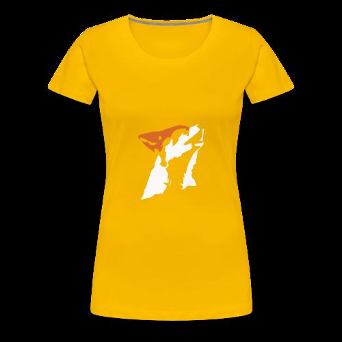 STARFOX Minimalist Logo - Women's Premium T-Shirt