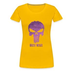 KRAV MAGA GEAR - PURPLE EDITION - Women's Premium T-Shirt