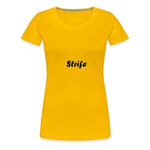 Strife - Women's Premium T-Shirt