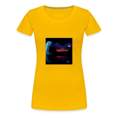 Rude - Women's Premium T-Shirt