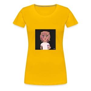 Lil Pump - Women's Premium T-Shirt