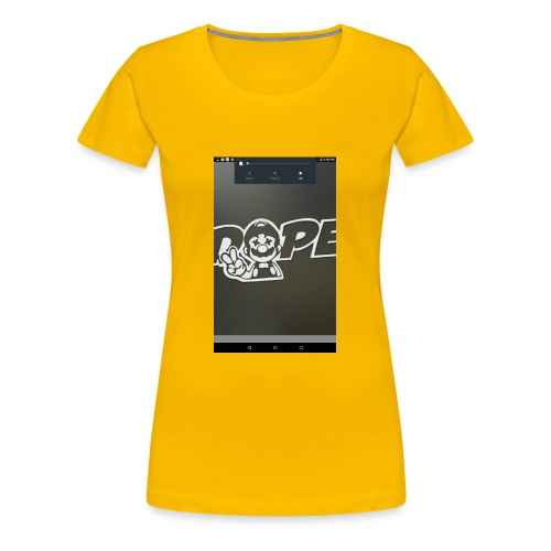 Screenshot 2018 03 29 21 55 28 - Women's Premium T-Shirt