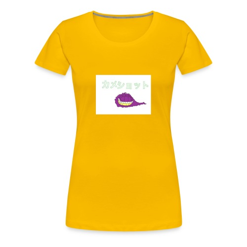 Capture - Women's Premium T-Shirt
