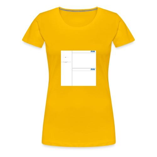 anjel - Women's Premium T-Shirt