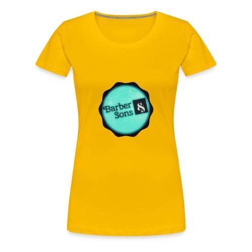 Barber & Sons - Women's Premium T-Shirt