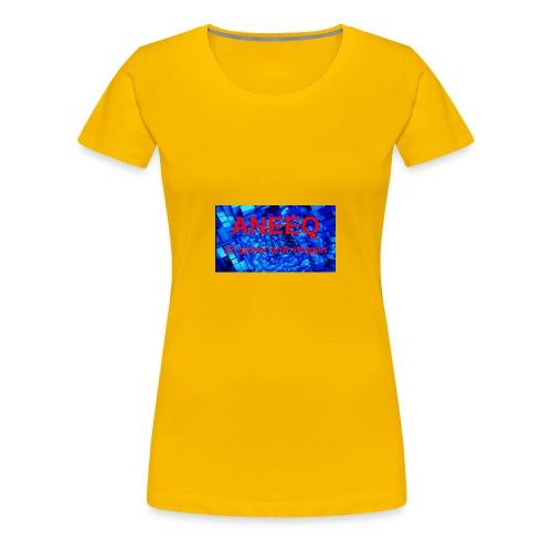 Screenshot 2018 01 22 at 12 46 37 PM - Women's Premium T-Shirt