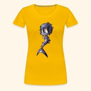 sharkboi - Women's Premium T-Shirt