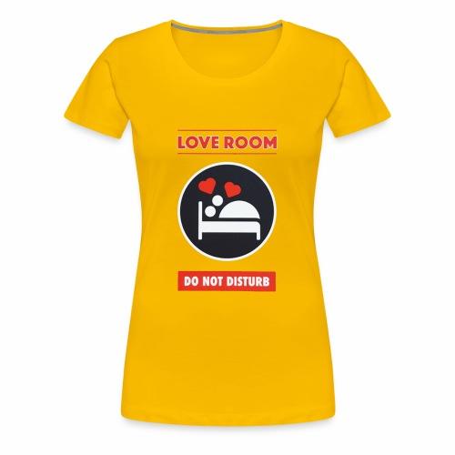 Love Room - Women's Premium T-Shirt