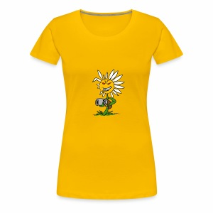 Killer Daisy - Women's Premium T-Shirt