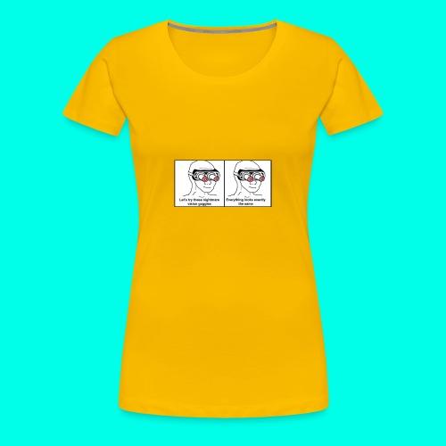 1490160277075 - Women's Premium T-Shirt