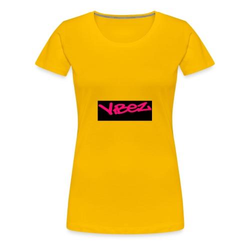 Vibez Clothing - Women's Premium T-Shirt