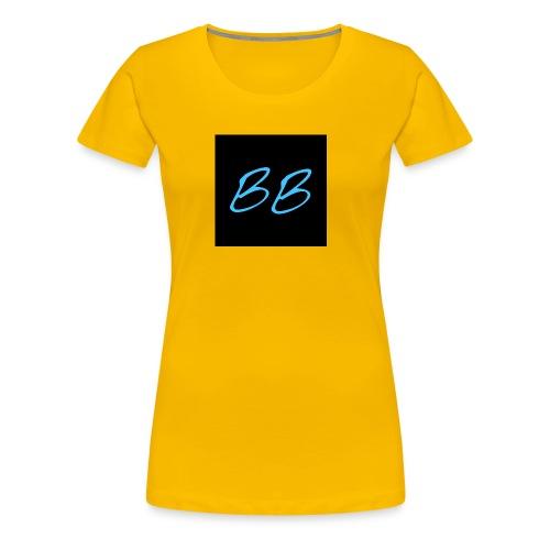 BLOKEBLAKE LOGO - Women's Premium T-Shirt
