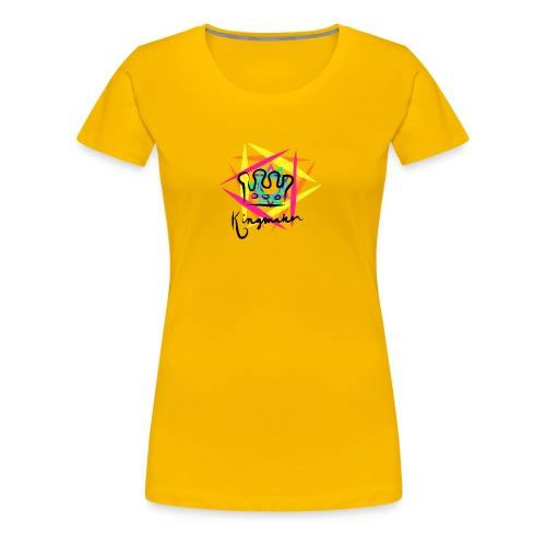 Kingmaker Logo - Women's Premium T-Shirt