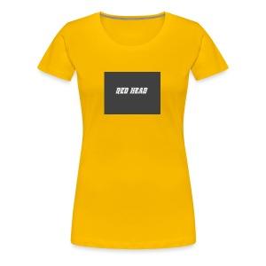 redheadmerch - Women's Premium T-Shirt